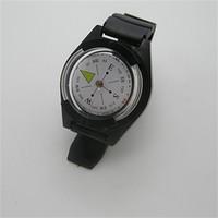 relógio de pulso venda por atacado-Compass Strap Banda Bússolas Relógio de Pulso Tipo Ao Ar Livre Equipamentos de Sobrevivência Anti Desgaste Dos Homens E Das Mulheres 8 6kbf1