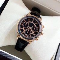 pulseira de moda japão venda por atacado-New Fashion Lady relógio pulseira de aço Cadeia ouro rosa Mulheres Vestido Veja com diamantes Japão Movimento de Vida relógio de mesa Waterproof