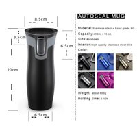 Wholesale auto keyboard for sale - Group buy 450ml oz Vacuum Insulated Stainless Steel Bottle Travel Mugs Water Flask Thermal Tea Bottle Auto Cups Drinkware