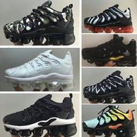 new styles ab575 48005 Nike 2018 TN Air Max 2019 Enfants TN Plus Designer Chaussures De Course  Pour Enfants Garçon Filles Baskets Tn 270 Sneakers Classique En Plein Air  Enfant ...