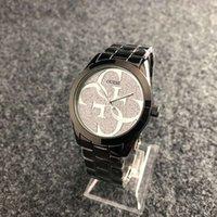 relojes de lujo aaa al por mayor-Cuero de lujo de la marca del reloj W118 mecánicos relojes de cuarzo relojes para mujer para hombre de la banda de acero Parejas de piel watchs CalidadAAAADIVINAR