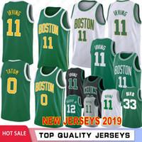 fe4aad1b37b Wholesale jayson tatum jersey for sale - Group buy NCAA Boston Irving  Basketball Jerseys Celtic Jayson