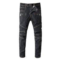 Wholesale baggy jogger trousers resale online - Balmain New Fashion Mens Baggy Jogger Casual Slim Harem Short Slacks Casual Soft Cotton Trousers Shorts breathable fashion