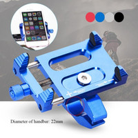 Wholesale motor phone holder for sale – best Motorcycle Parts CNC Mobile Phone Holder high quality Motor Scooter Bicycle E Bike Shockproof Stable Navigation Color Bracket car