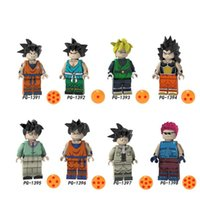 Wholesale chilren toys for sale - Group buy Dragon Ball Z Sun Wufan Latiz Sun Wufan Lieutenant Arnold Action Gift Toy Chilren PG8169