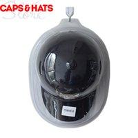 ingrosso deposito del cappello-Scatola di immagazzinaggio di plastica del sacchetto del berretto da baseball del berretto da baseball del PVC per i cappucci Borsa a tracolla Hip Hop Borsa di Snapback Borse per cappello