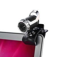 mega mikrofon toptan satış-Yüksek Kalite 360 Derece USB 12 M HD Kamera Web Kamera Klipsli Dijital Video Webcamera Bilgisayar PC Laptop için Mikrofon MIC ile