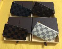 portefeuille femme camouflage achat en gros de-haute qualité mode femmes et hommes sac à main portefeuille mélanger concepteur en cuir créativité porte-cartes portefeuilles pour femmes et hommes portefeuille