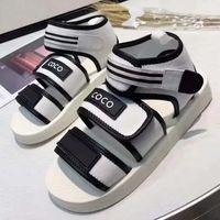 Wholesale best flip flop slipper resale online - Slippers Sandals Designer Shoes Best Quality Flat sandals Flip Flops Fashion Sneakers sandals Send Beautiful Box by Shoe07 XNE1602