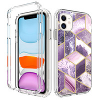 Wholesale iphone soft edges online – custom For iphone XR XS XS MAX plus soft tpu bumper edge transparent hard acrylic with oppbag