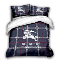 Wholesale printing 3d bedding set resale online - 3D designer bedding sets king size luxury Quilt cover pillow case qu0een size duvet cover designer bed comforters sets G3