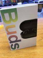 kablosuz kulaklık çıkrıkları toptan satış-Android Samsung için Mikrofon Stereo Bluetooth 4.1 Kulaklık ile Mini Bluetooth Kulak Tomurcuklar Kablosuz Kulaklık Kulaklık