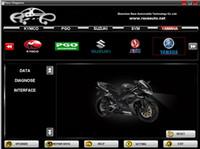 herramientas de diagnóstico de motocicleta yamaha al por mayor-Para la herramienta de diagnóstico de motocicletas Yamaha, SYM, KYMCO, para YAMAHA ,, HTF, marcas de la serie PGO herramienta de escáner de motocicletas 7in1