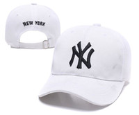 2018 New Women NYC Baseball Caps Hats NY Snapback Caps Cool Hip Hop Hats  Cotton Adjustable Brand Caps Summer Sun Shade Hats a83c2c992db4