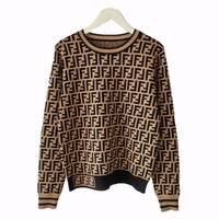 Wholesale list top for sale - Group buy autumn winter new O neck sweater women slim long sleeve pullover woolen sweater fashion knit shirt OL office lady tops knitwear new listing