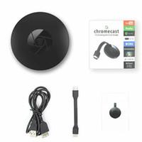 drahtloses hdmi großhandel-MiraScree G2 Wireless TV-Stick Dongle TV-Stick 1080P HD 2,4G HDMI-TV-Dongle-Unterstützung Airplay DLNA Play Google Chromecast