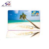 weiße proximity card großhandel-Weiße RFID Karte 13.56Mhz 10pcs / lot Nähe Smart Zugangskontrolle F08 Chip PVC RFID Silm Karte