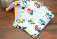 Wholesale baby diaper bag small for sale - Group buy 20 cm Small Single Layer Zipper Waterproof Deodorant PU Cotton Baby Diaper Bag Baby Diaper Bag