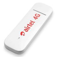 modem desbloqueado huawei 4g usb venda por atacado-Desbloqueado Huawei E3372 E3372h-607 4G LTE 150 Mbps Modem USB Suporte USB Dongle Todos Banda + 2 pcs CRC 4G Antena