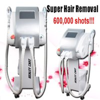 maquinas laser para arrugas faciales al por mayor-Máquina de rejuvenecimiento Ipl láser eliminación de verrugas máquina de la cara de la luz para las arrugas Face Lift Acné tratamiento piel apriete