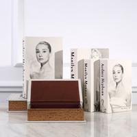 ingrosso scatola di legno moderna-Modern Storage Boxes Dictionary Secret Salvadanaio Nascosto libro di sicurezza Blocco sicuro Denaro contante Bigiotteria