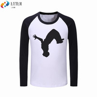 Wholesale drop ship baby clothing for sale - Group buy Baby Boy Autumn Clothes Parkour Tshirt Drop Shipping Winter Camiseta Infantil T shirts For Boys Kids Tops