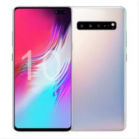 4g lte android entriegelte handys großhandel-Goophone S10 S10 + entsperrte Smartphones dual sim Android 9.1 Gezeigte Octa Core 6G RAM 256G 4G LTE 6,4 Zoll GPS-Handys