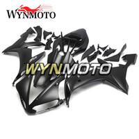 carenados r1 negro mate al por mayor-Kits de Matte Black Carenados de motocicleta para Yamaha YZF 1000 R1 2004 2005 yzf 1000 r1 02 03 ABS Inyección de plástico Cubiertas de motos cubiertas