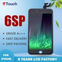 outils d'assemblage iphone achat en gros de-Écran tactile ACL de Tianma pour 6S Plus avec 3D Touch Digitizer Assemblée complète, remplacement de l'outil gratuit Tool Kit DHL, livraison gratuite