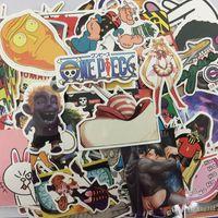kötü kızlar toptan satış-Mix Kirli Styling Bad Joke Seksi Serin Kız Sticker Bomba Su Geçirmez Graffiti Doodle Sticker Kaykay Çıkartması Araba Sticker