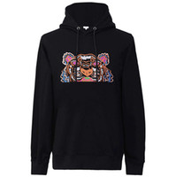 kapüşonlu paltolar desenleri toptan satış-Moda Erkek Tasarımcı Hoodies Sonbahar Marka Hoodies Erkek Kazak Için Desenler Ile Lüks erkek Kapüşonlu Mont Bahar Giyim M-2XL Tops