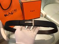 Wholesale designer belt v for sale - Group buy Men s fashion plaid belt Fashion Designer Brand Belts for Men Women Belt Luxury Cow Genuine Leather V Belt Gold Big Buckle Waistband