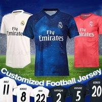 jersey ronaldo juvenil al por mayor-7 Ronaldo Juventus Jersey Hombres Juventud 9 Higuaín 10 Dybala 11 Costa 17 Mandzukic 33 Bernardeschi Camiseta de fútbol