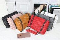 venta de bolsos de cuerpo cruzado al por mayor-Bolso bandolera nuevo de la manera mujeres de los bolsos de lujo del diseñador para las mujeres de la venta caliente nueva marea # T34