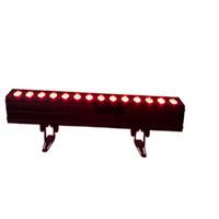 светодиодные прожекторы оптовых-8 шт. Крытый Стиральная машина 14 * 15 Вт RGBWA Quint Water Run Pixel Effects Bar 15 Вт 5in1 LED Настенный светильник
