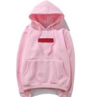 jaqueta feminina esporte xxl algodão venda por atacado-Alta qualidade algodão puro temor de Deus homens mulheres hoodies XXLHoodie supremo kanye west esportes hoodies jaqueta
