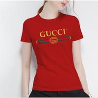 ingrosso calzini estivi caldi-donne all'ingrosso tute marchio italiano estate caldo stile luxurys decorazione di marca di alta qualità della signora T - shirt donna vestiti plus size wome