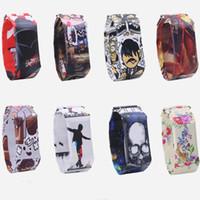 mädchen armbänder großhandel-Hot 20 designs Smart Kreative Papier Uhr Wasserdichte Tyvek Magnetische LED Digital Armbänder Casual Uhren Armband für Kinder mädchen Frauen Geschenk