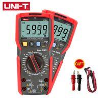 Wholesale uni testers resale online - UNI T UT89X UT89XD Digital Multimeter True RMS NCV A Current AC DC Voltmeter NCV Capacitance Resistance Tester