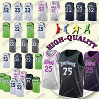 Wholesale rose for sale - Cheap Minnesota Rose Timberwolves Jersey Towns Butler Wiggins Jerseys new