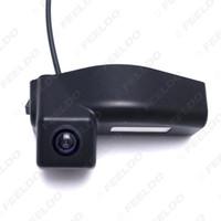 mazda rückfahrkamera großhandel-LEEWA Wasserdicht spezielle Auto-hintere Ansicht-Kamera für Mazda 2 Mazda 3 Rückseiten-Parken-Kamera # 920