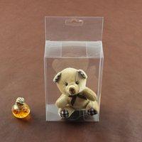 ingrosso pattini di plastica del bambino-Scatola da imballaggio in plastica trasparente con scatola regalo in PVC Scatola da imballaggio in plastica con scatola con foro appeso ZC0468
