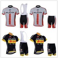 Wholesale kuota cycling jersey 3xl 4xl for sale - Group buy KUOTA Pro Team Cycling Jerseys Men Summer Short Sleeve Tops Set Breathable bicycle Clothing bib shorts Sport Clothes Kit
