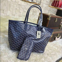 Wholesale cell phone shop free shipping for sale - Group buy New Hot selling handbag high quality ladies large shopping bag wallet
