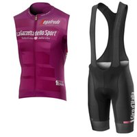 Wholesale cycling clothing spain resale online - Tour De Spain Team Team Cycling Short Sleeves Jersey Bib Shorts Sets New Mountain Bike Clothes Quick Dry Breathable N04015011