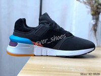 sport pfeil großhandel-2019 New NB 997S Fusion kith x United Arrows Laufschuhe N Designer Casual Sports Trainer Damen Herren Sneakers Chaussures
