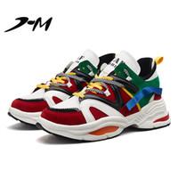 han edition erkek rahat ayakkabılar toptan satış-Ins süper yangın ayakkabı kış erkek han baskı gelgit erkek joker 2018 erkekler rahat ayakkabılar sneakers torre