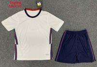 Wholesale england soccer kit resale online - 2020 England Soccer Jersey kits England Mens Jersey Kids Kit RASHFORD Football Shirts STERLING VARDY DELE Soccer Shirt BECKHAM