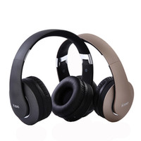 Wholesale wireless mp3 player headphones for sale - Group buy Bluetooth Stereo Headphones with Microphone for phone Computer Wireless Sports Headsets with TF Slot mm Cable MP3 Player