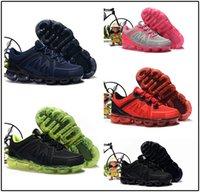 ingrosso scarpe da basket di huarache dell'aria-nike air max airmax vapormax 2019 alta qualità per bambini scarpe da ginnastica per bambini ragazzi scarpe da basket bambino Huarache leggenda blu scarpe da ginnastica firmate